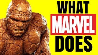 How To Make A Great MCU Fantastic Four Movie