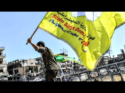 U.S.-backed forces reclaim Raqqa from ISIS control