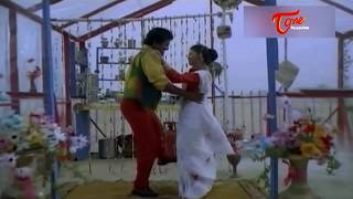 Rajendra Prasad Romance with Yamuna | Best Romantic Scene of Tollywood #152