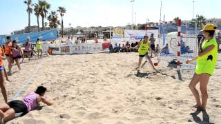 preview picture of video 'I Torneo Balonmano Playa Nueva Fraternidad de Torrevieja - Mejores momentos'