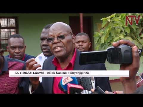 KCCA egaanye enteekateeka z'ekkanisa ku ttaka ly'esomero e Katwe