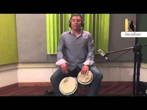 Ritmo de Salsa en bongós, aplicados al Son , el Bolero y la Bachata, entre otros.