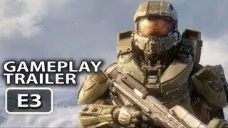 Halo 4 Gameplay Trailer (E3 2012)