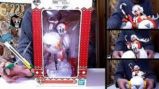 Attila  - (Fate/Grand Order) - Archer Santa Figure Fate Grand Order Ichiban-Kuji BANDAI Unboxing