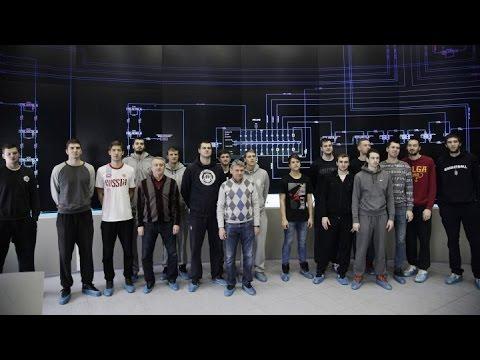 """Баскетболисты и тренеры """"Самары"""" побывали в гостях у энергетиков ССК"""