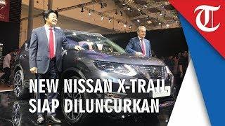 New Nissan X-Trail Ramaikan Pameran GIIAS 2019, Jakarta
