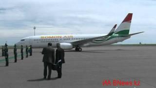 Президент  Таджикистана прибыл в Астану