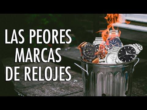 Las Peores Marcas de Relojes - El Relojero MX
