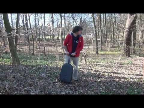 Test Samsonite Micro Luggage: Kickboard und Trolley in einem bei Caulius-probiert-es-aus.de