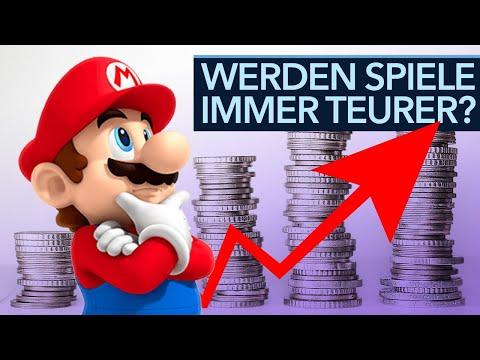 Preise seit 1989: Werden Games wirklich teurer?