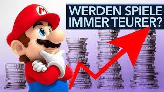 Spiele für Steam, Uplay und Co. digital bei Gamesplanet.com: http://bit.ly/2of1MR0 (Werbung) Werden Videospiele immer teurer? Schließlich zahlen wir für andere Unterhaltungsmedien, wie beispielsweise Kinofilme, durchaus seit Jahren immer mehr. Ob an der Vermutung, Spiele würden immer teurer werden, etwas dran ist, verrät unser Redakteur Markus Schwerdtl im Video und blickt dabei auf den Videospielmarkt der letzten 30 Jahren zurück. Was haben Spiele vor 30 Jahren gekostet, was kosten sie heute und wie viel Geld geben wir letzten Endes tatsächlich für Spiele aus? Im Video gehen wir aber nicht nur auf die Preisentwicklung der Spiele ein, sondern erklären auch, wie sich die Kosten für die Entwicklung neuer Spiele verändert haben und welche neuen Vertriebsoptionen die Vielfalt der Preisgestaltung verändert hat. Was verdient man eigentlich als Entwickler bei Blizzard und Co.? https://www.gamestar.de/artikel/wieviel-verdienen-spieleentwickler-gehalt-crunch-report-eine-frage-des-geldes,3334364.html GameStar auf Facebook: https://www.facebook.com/GameStar.de GameStar bei Twitter: https://twitter.com/gamestar_de