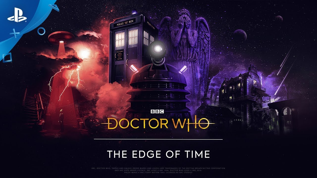 How Doctor Who: The Edge of Time brings the show's iconic monsters to life in PS VR