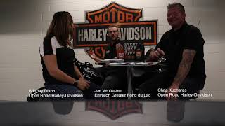 Business Spotlight with Open Road H-D