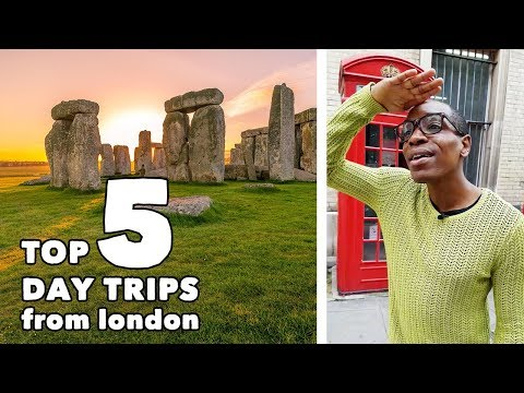 Top 5 Day Trips From London