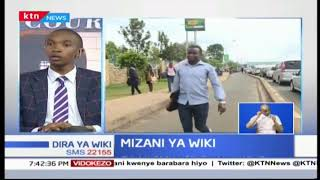 Mizani ya wiki: Yanayowakumba wanafunzi katika vyuo vikuu