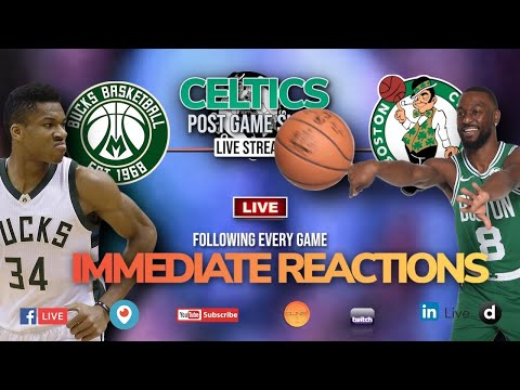 Celtics vs Bucks CLNS Media Postgame Show