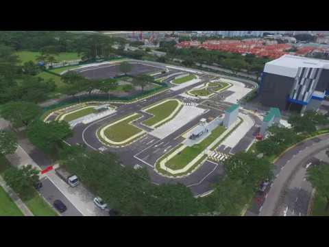 Testzentrum Singapur | Gewappnet für die Natur