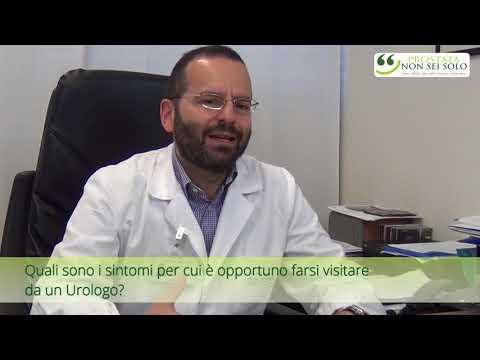 Trattamento chirurgico di prostatite