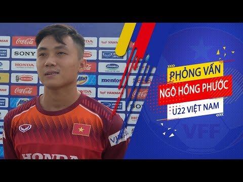 Ngô Hồng Phước tự tin cạnh tranh sòng phẳng một suất tham dự SEA Games 30