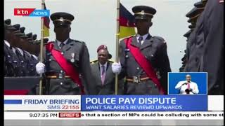 5 individuals go to court to sue the National Police Service Commission over Police salaries