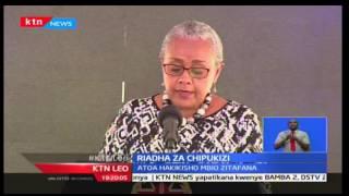 Bi Margaret Kenyatta azindua tovuti ya mbio za chipukizi