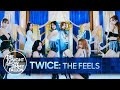 TWICE: The Feels | The Tonight Show Starring Jimmy Fallon