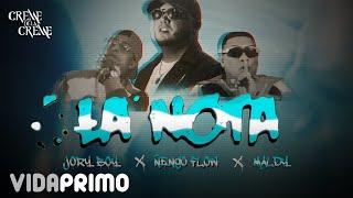 Video La Nota de Jory Boy feat. Ñengo Flow y Maldy