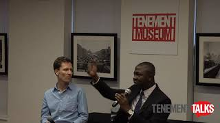 Tenement Talks Edafe Okporo Interviewed by John Washington