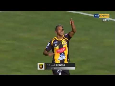 The Strongest 6 - 2 Real Potosí