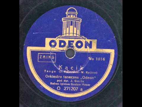 Gustaw Mesar - Kącik. (Tango)
