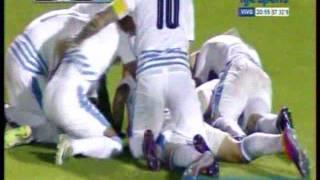 Uruguay 3 Argentina 0 (Relato Julian Bricco) Sudamericano Sub 20 2017