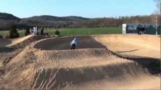 preview picture of video 'Karl Le Nagard BMX-race 2012'