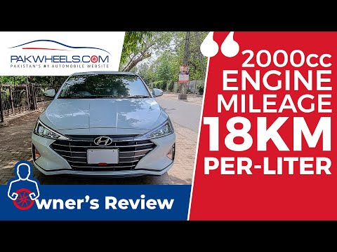 Hyundai Elantra 2021 | Owner's Review | PakWheels