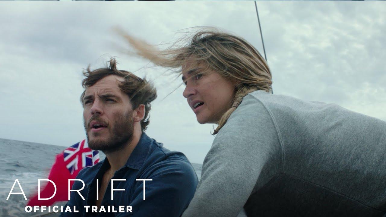 Trailer för Adrift