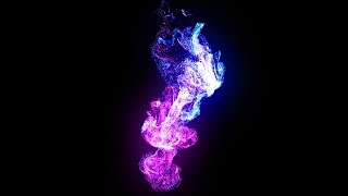 Abstract Liquid! 1 Hour 4K Relaxing Screensaver For Meditation. Relaxing Music