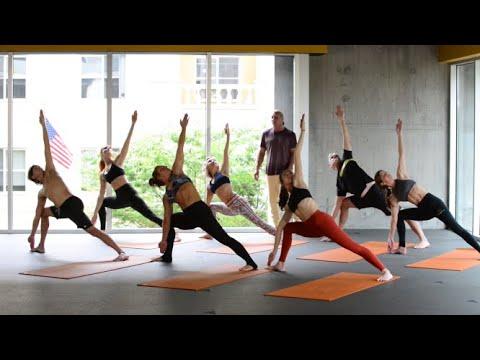 60 Minute Yoga: Bikram Yoga with Gary Olson