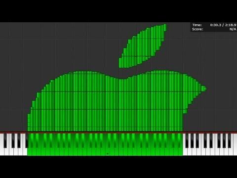 Dark MIDI - iPHONE RINGTONE OPENING