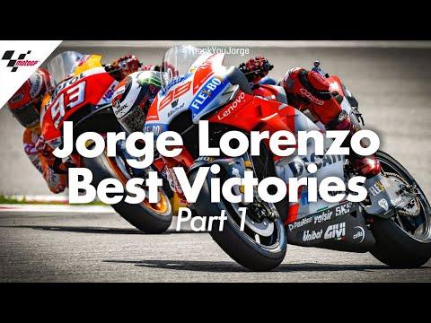 【MotoGP ロレンソ 優勝シーンダイジェスト動画】MotoGPを引退するホルヘ・ロレンソ