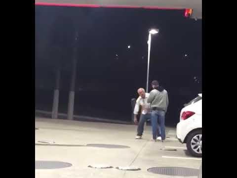 Vídeo mostra o ator Antonio Fagundes sendo agredido em posto de gasolina? Não é verdade!