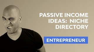 Passive income ideas: start your own business with a directory website