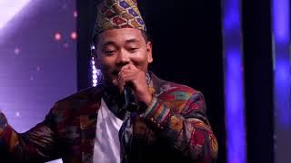 "Bibek Waiba Lama ""Hamro Nepal Ma"" - Live Show - The Voice of Nepal 2018"