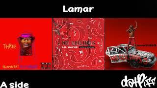 Musik-Video-Miniaturansicht zu LAMAR Songtext von Lil Wayne