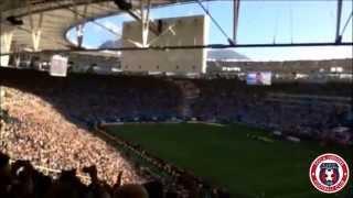 TOCATV: 2014 FIFA World Cup Brazil - Final (Argentine National Anthem - Himno Nacional Argentino)