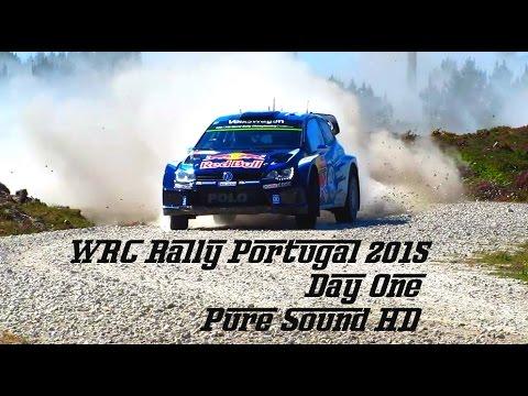WRC Rally Portugal (Pure Sound) HD