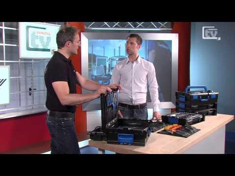 WERKZEUG TV #50 Werkstatt to go - Sortimo Click und Mix - Gedore