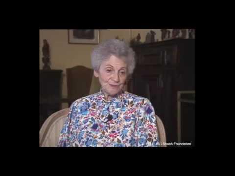 Liliane Klein, rescapée de la Shoah, évoque la résistance juive et le convoyage d'enfants