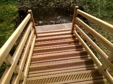 comment construire escalier exterieur bois la r ponse est sur. Black Bedroom Furniture Sets. Home Design Ideas