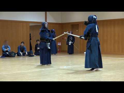 Private Kendo Shiai (7dan vs 7dan)