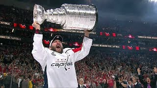 Alex Ovechkin's journey to becoming a Stanley Cup champion - dooclip.me