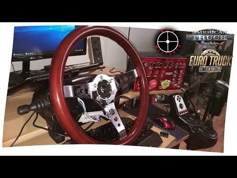 Cockpit Update - Neues Lenkrad und Blinkerhebel (Eigenbau)